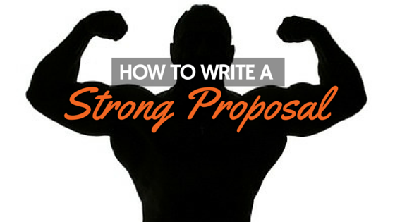 Strong Marketing Proposal: How To Guide for a Winning Proposal