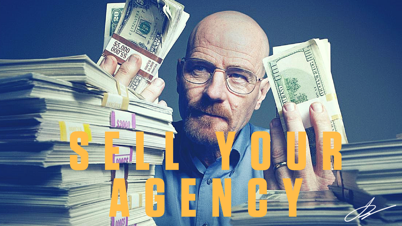 sell your agency