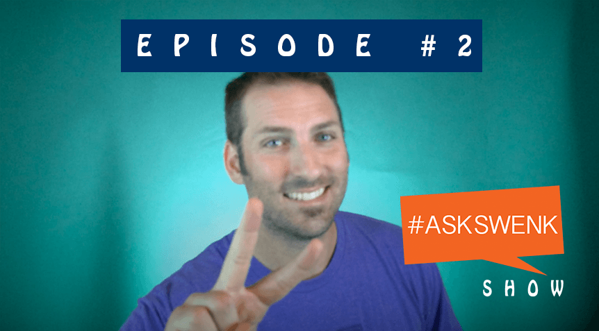 How to Position Yourself as an Authority and Convince Them to Invest... #AskSwenk Ep 2
