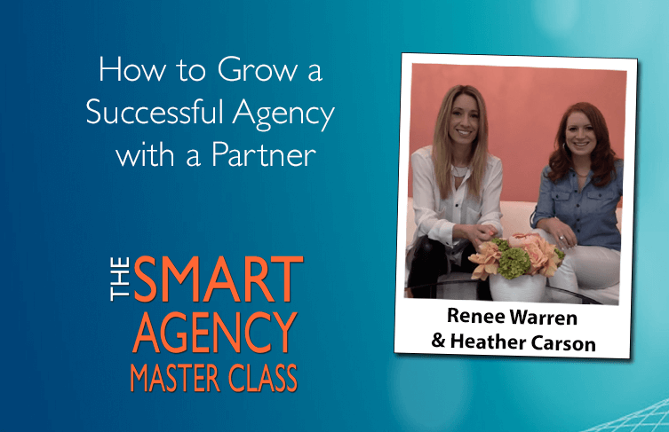 grow agency with a cofounder