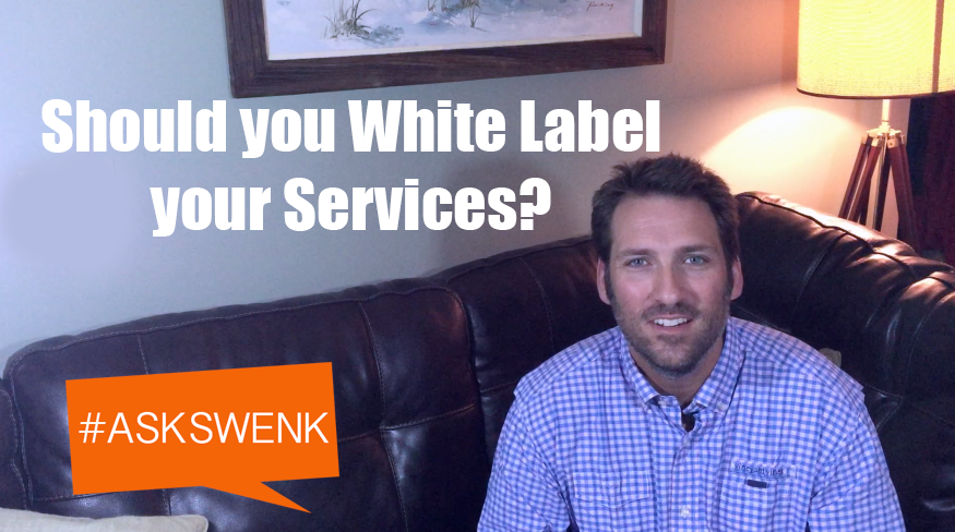 Should My Agency White Label Services to a Bigger Agency?