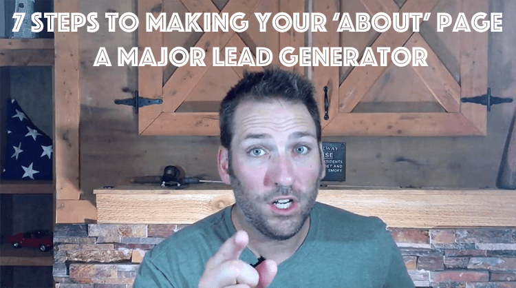 7 Steps to Make Your 'About' Page Create Leads for Your Agency