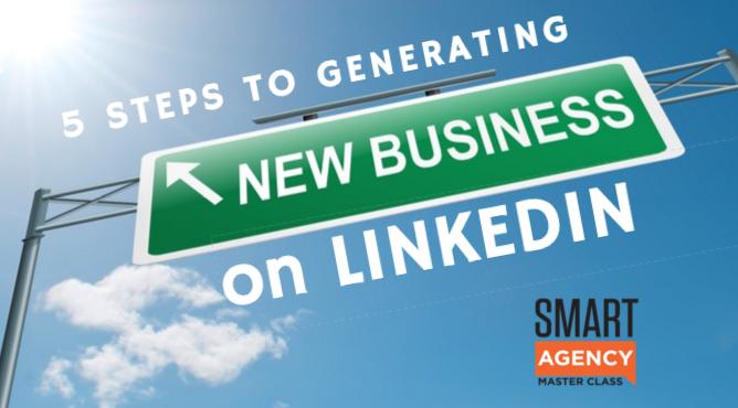 agency new business linkedin