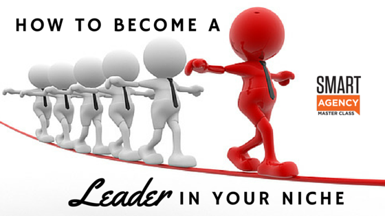 become leader in niche