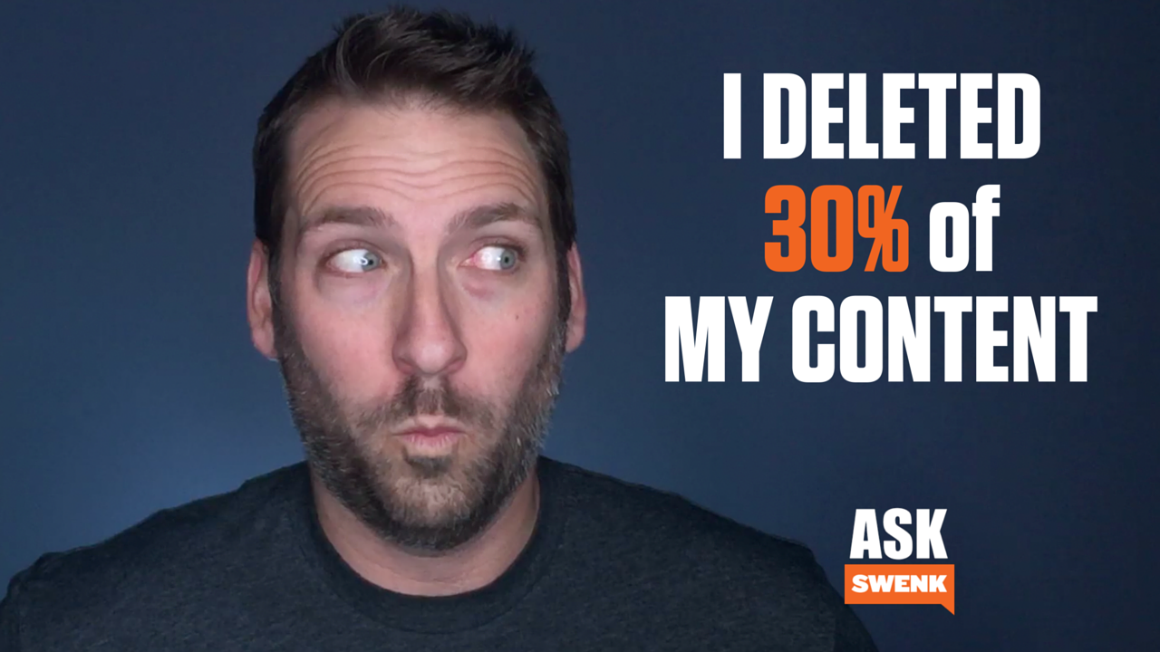Increase Website Traffic: How To Guide #AskSwenk Episode 24