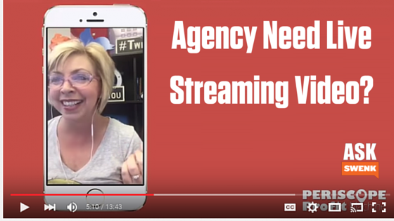 Live Streaming and Why Your Agency Needs Video for Business