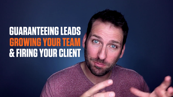 Guaranteeing Leads, Growing Your Team & Firing a Client: #AskSwenk