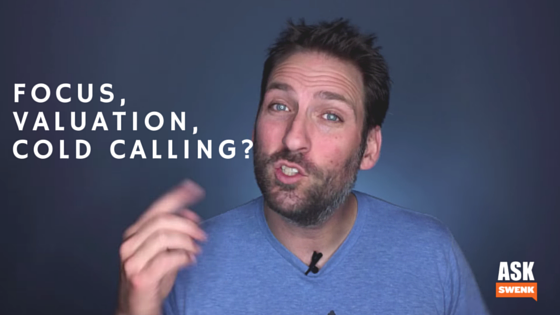 Digital Agency Valuation, Core Service Focus & Cold Calling