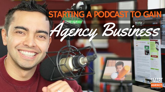 digital agency podcast