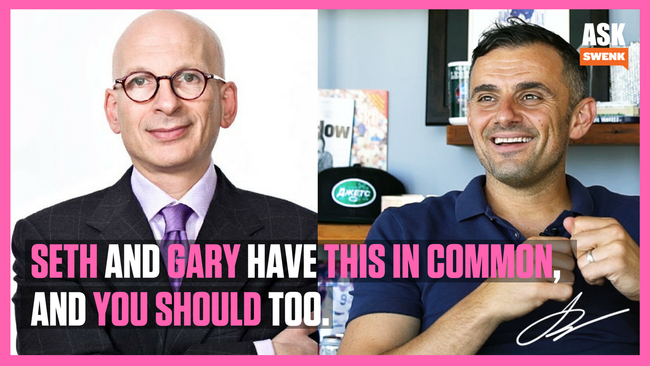Gary Vee & Seth Godin: How to Make Big Agency Decisions