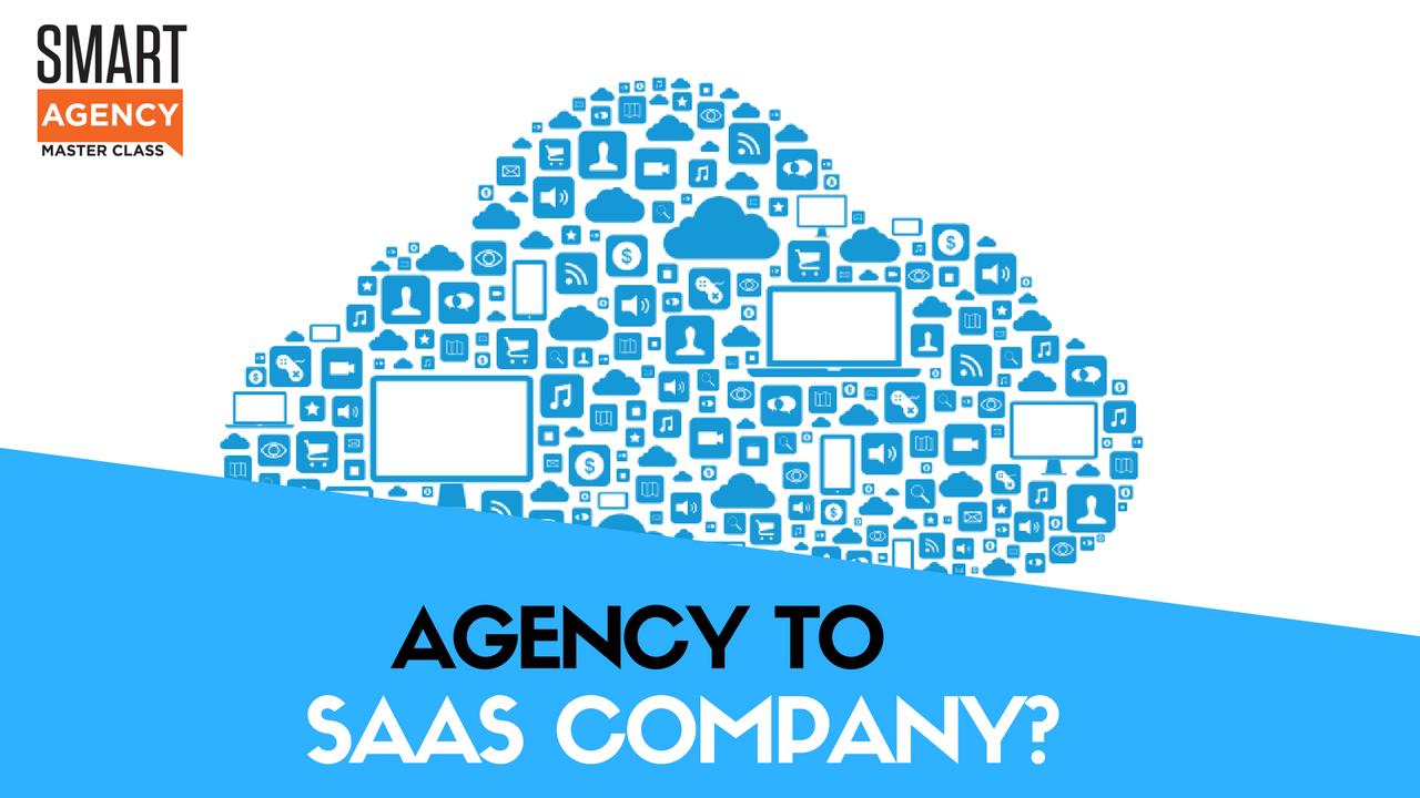 agency to saas company
