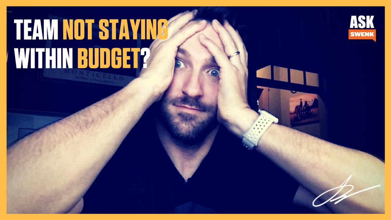 client's budget