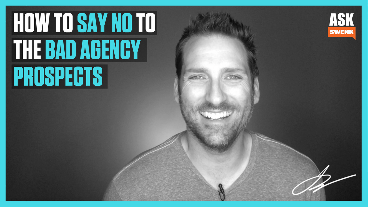 bad agency prospect