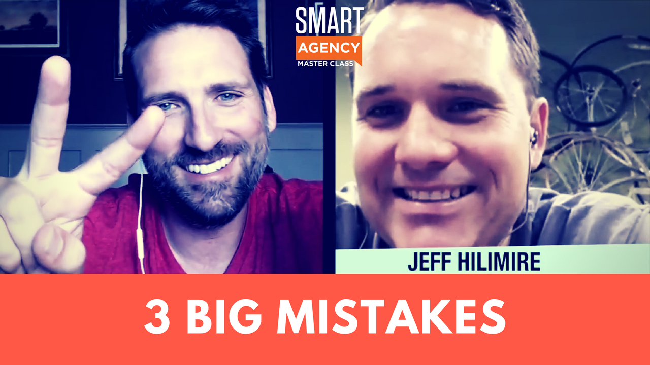 3 big mistakes
