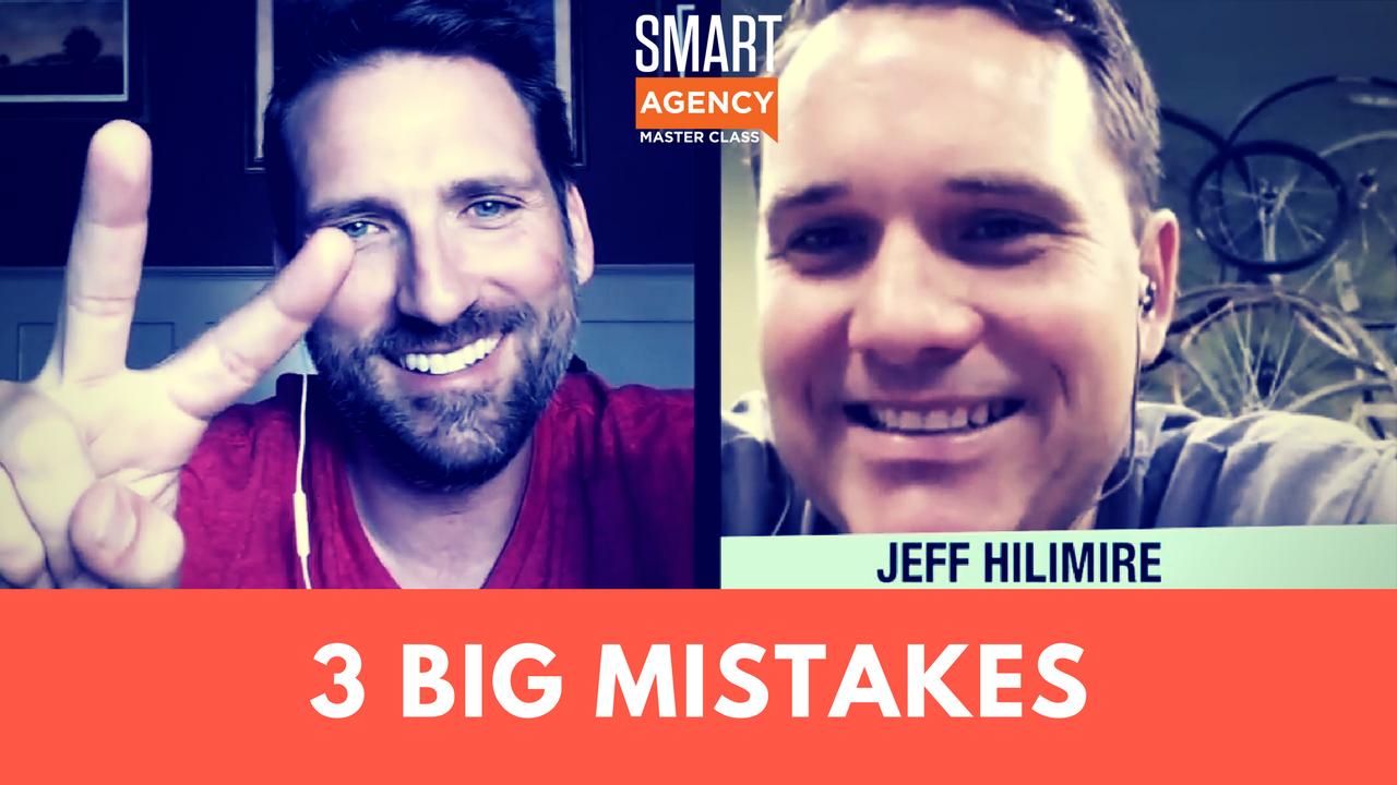 3 big mistakes