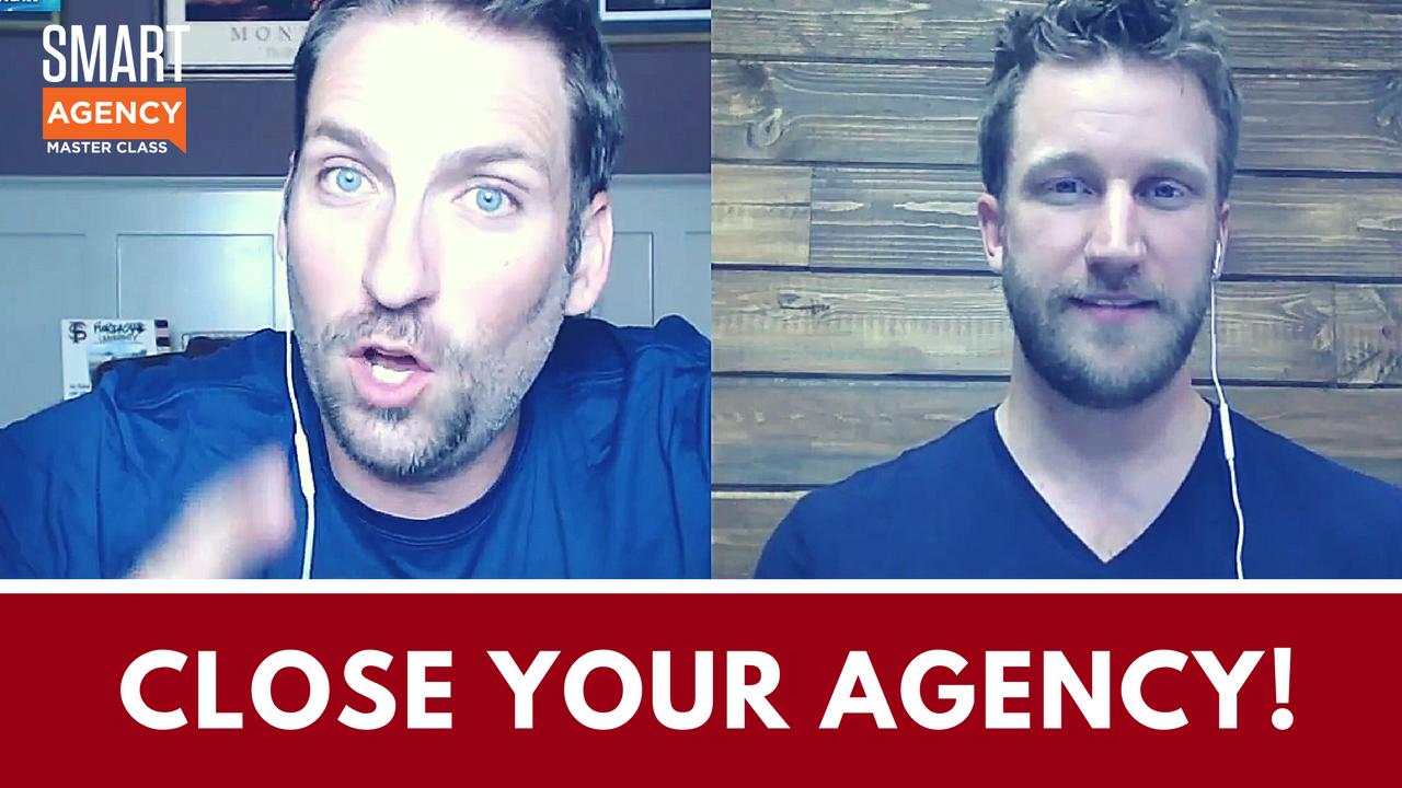 close agency