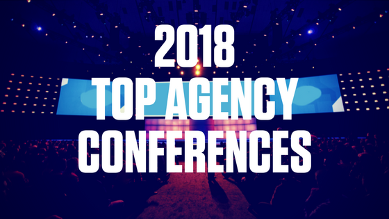 2018 top agency conferences