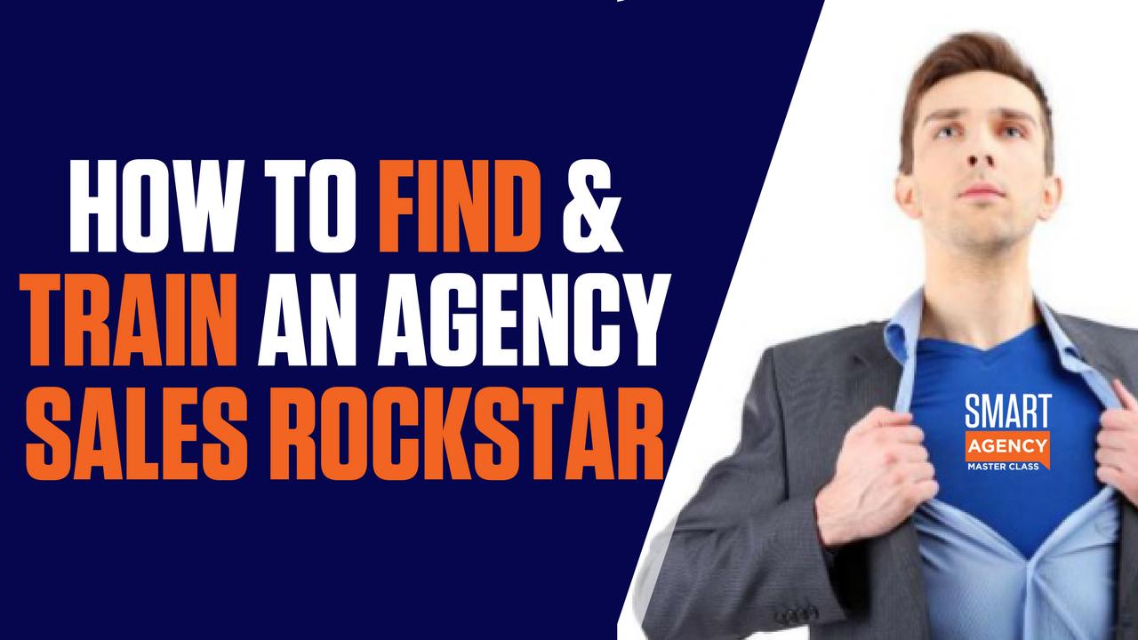 agency sales rockstar