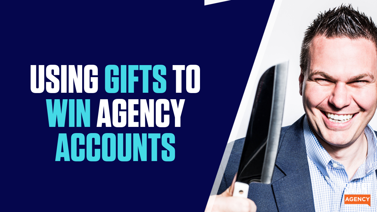 How to Use a Gift to Win and Keep More Agency Business