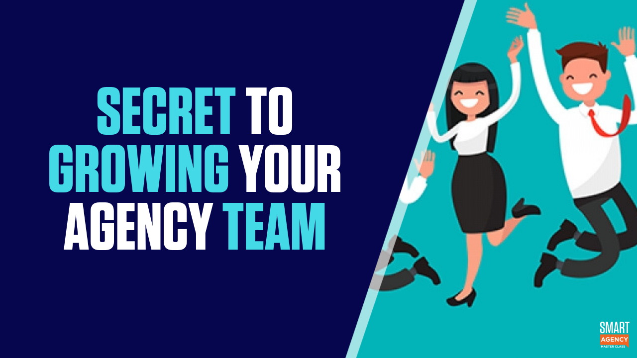 growing your agency team