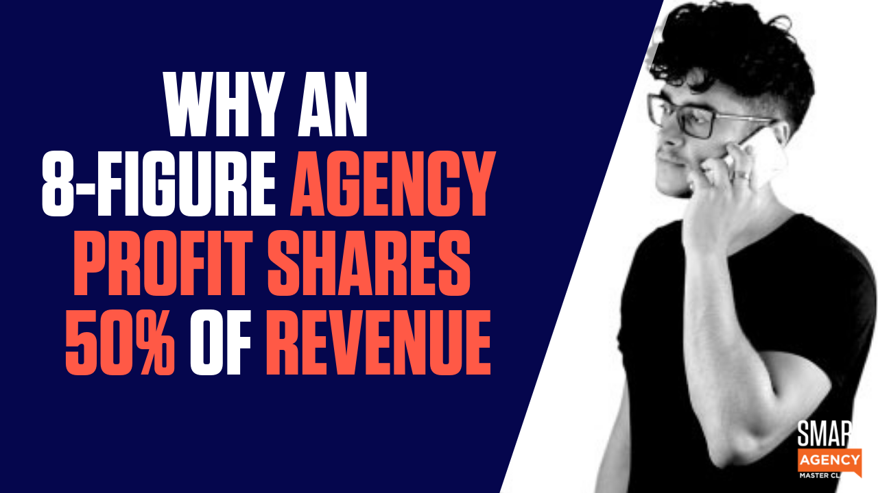 Why an 8-Figure Agency Profit Share Creates 50% of Top Line Revenue