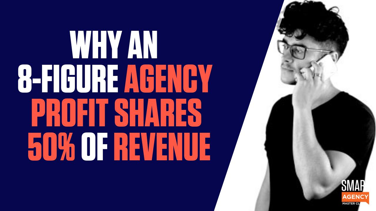 profit sharing 50% revenue