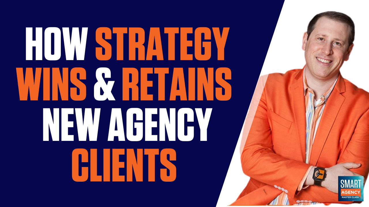strategy wins retains clients