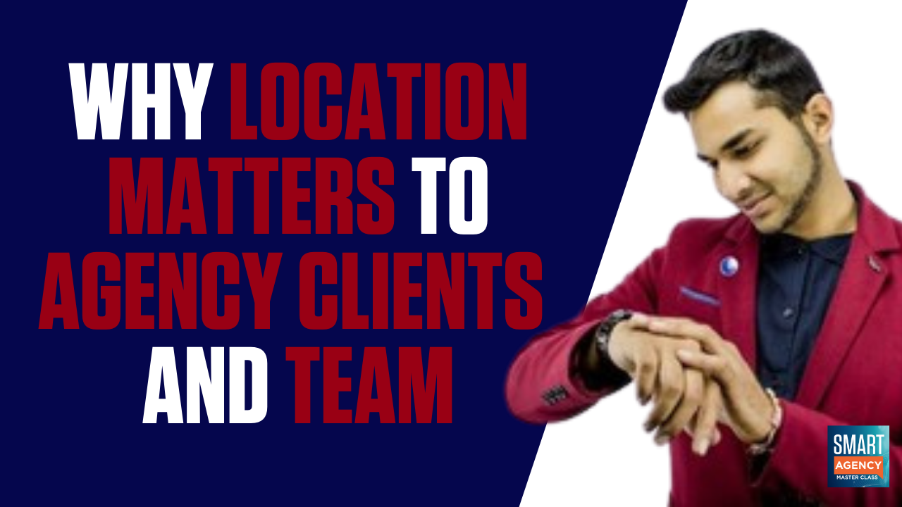 agency location matters