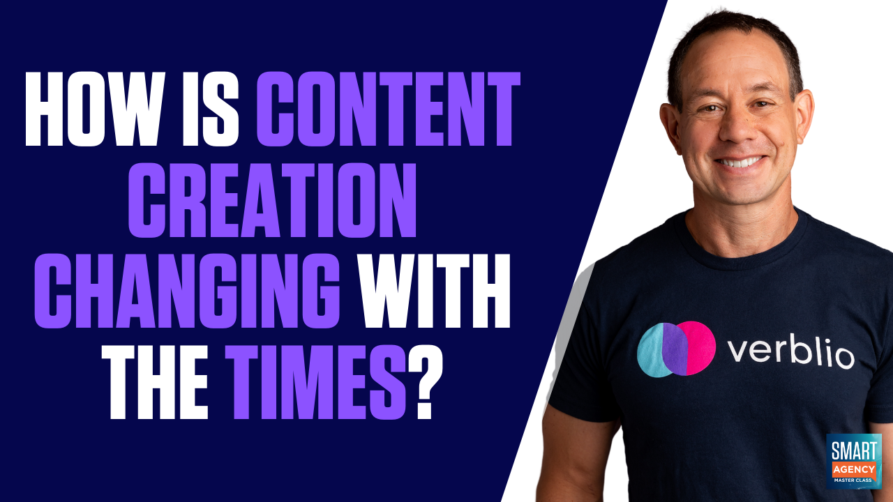 content creation changing