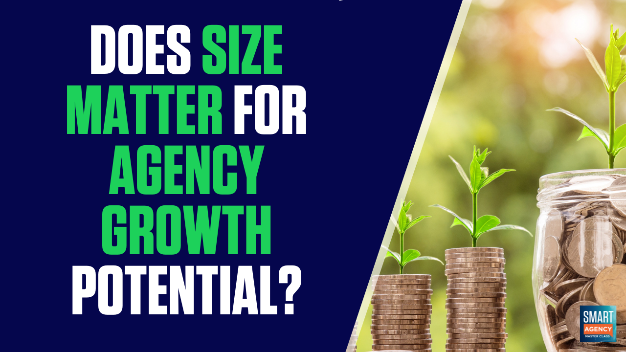 does size matter agency growth