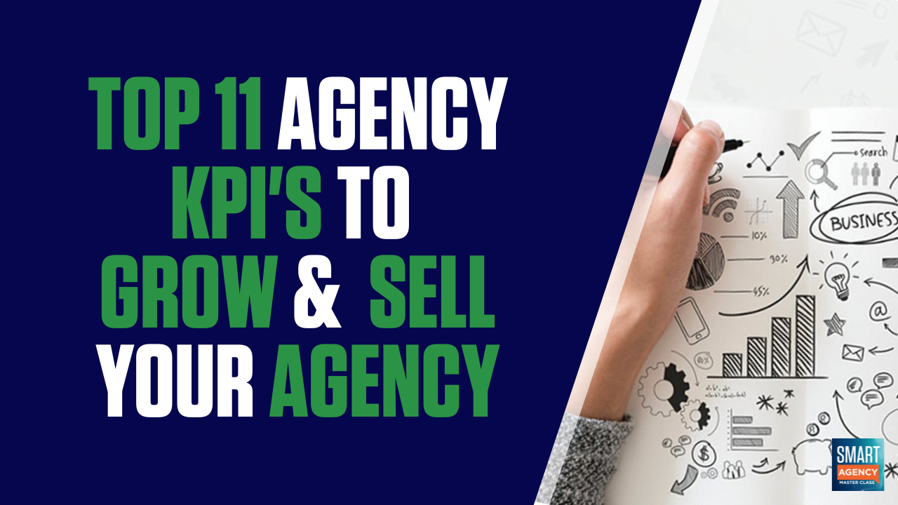 top 11 digital agency KPIs