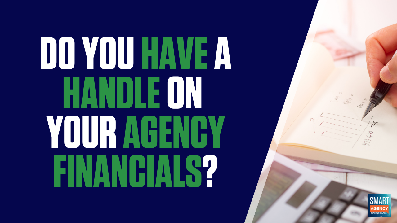 marketing agency financials