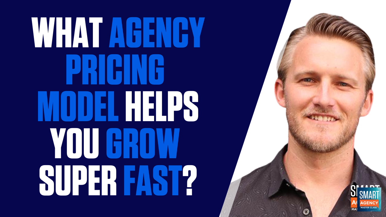 agency pricing model grow fast