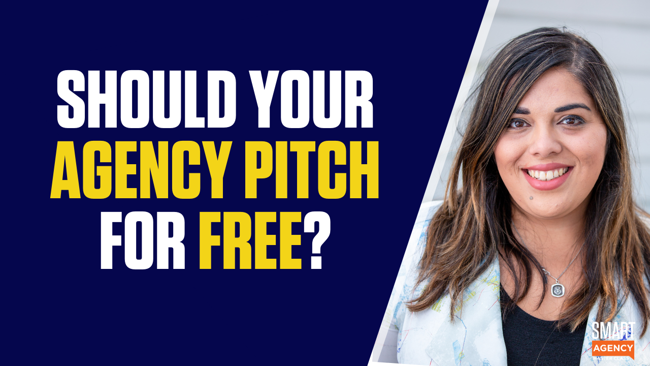 agency pitch for free