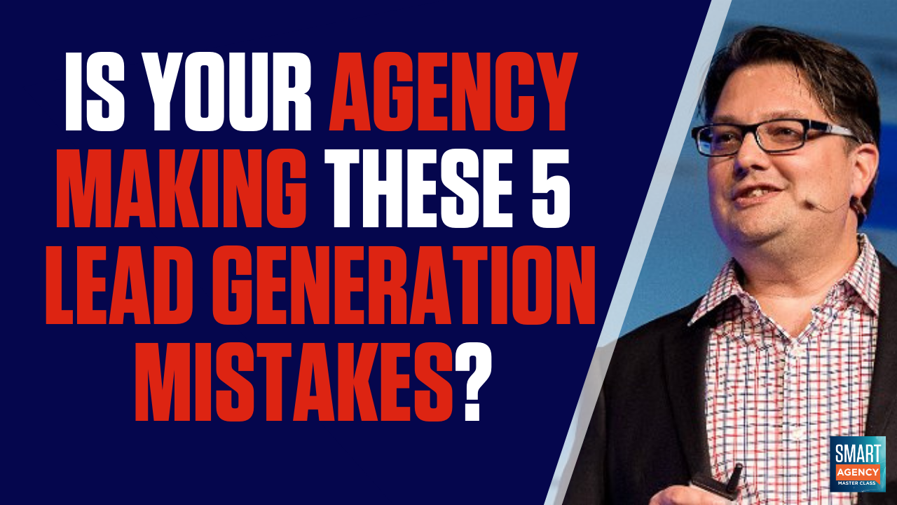 5 lead generation mistakes