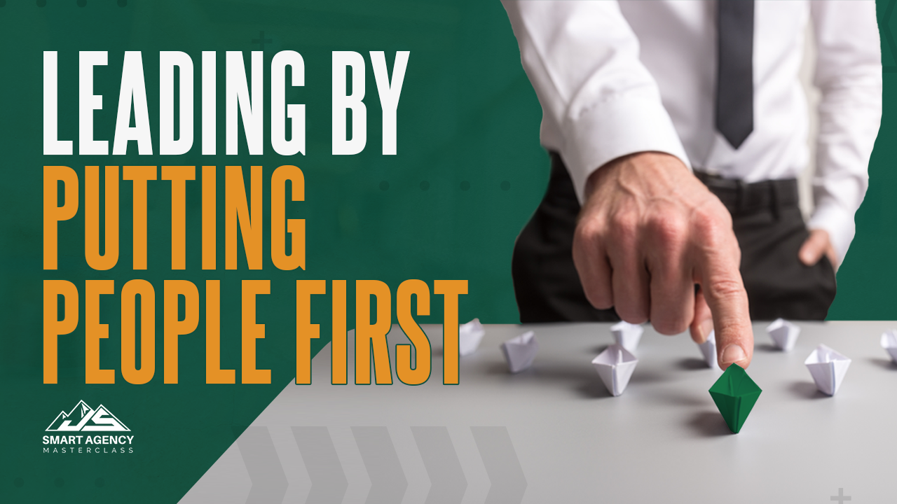 Leading by putting people first